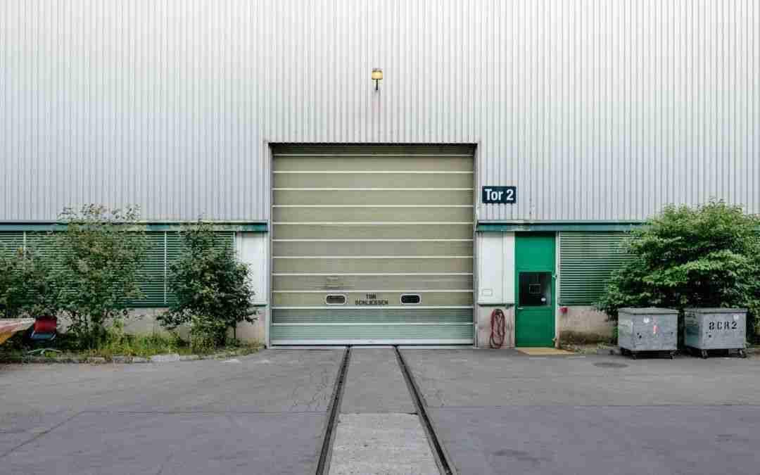 La importancia de la puerta en el almacén